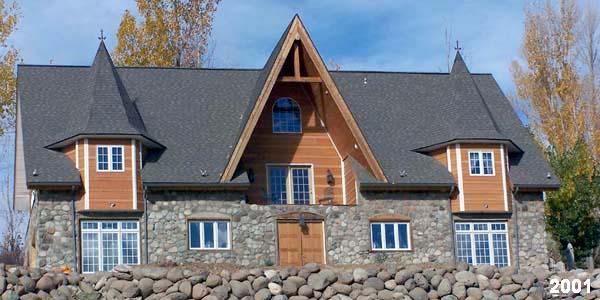 Slipform stone masonry the next generation of stone house for Stone house construction