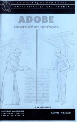 Adobe Construction Methods Book