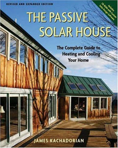 Passive solar house design books to design and build an for Building a passive solar home
