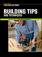 For pros by pros professional building guides taunton for Cheap home building techniques